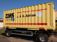 Mobile containers make storage flexible