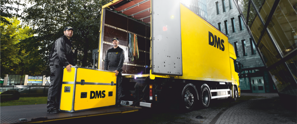 Ihr zuverlässiger Partner für Kunsttransporte in Wiesbaden und weltweit