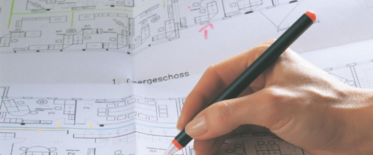 Projektmanagement für Firmen- und Objektumzüge