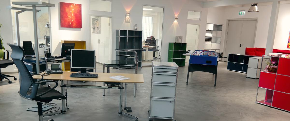 Büromöbel kaufen oder mieten | J. & G. Adrian GmbH ...