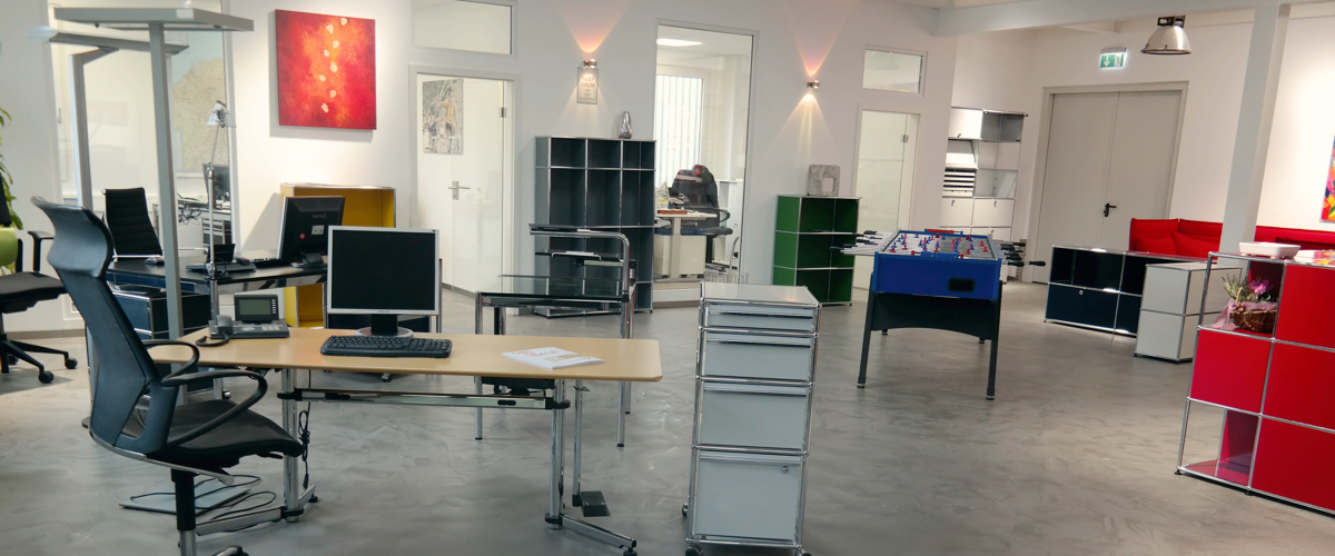 Buy or rent office furniture | J. & G. Adrian GmbH ...
