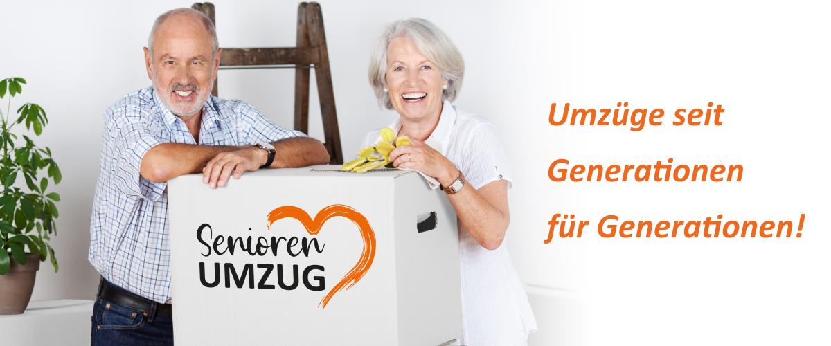 Unser Wiesbadener Traditionsunternehmen bietet speziell auf Senioren abgestimmte Umzugsdienstleistungen