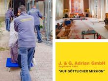 Adrian Kirchenbänke