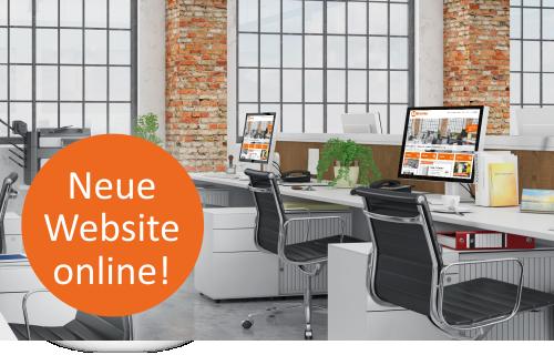 Neue Website für KS Büromöbel | J. & G. Adrian GmbH ...